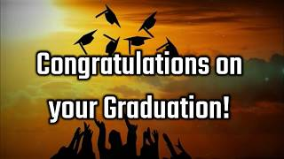 High School Graduation Quotes, Wishes, Messages And Greetings, Video Massage - Graduation Prayer