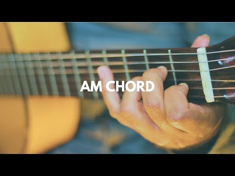 Am Guitar Chord- Master Your Fingerboard With Those 7 Shapes