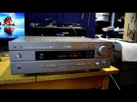 YAMAHA RX W530 CSÚCS MINŐSÉGI NATURAL SOUND RÁDIÓ ERŐSÍTŐ ELADÓ - 39900 Ft - (meghosszabbítva: 2955053597) Kép
