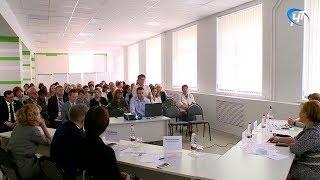 Реализацию в регионе национального проекта «Образование» обсудили в формате дискуссионной площадки