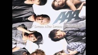 AAA Aitai Riyuu cover