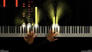 Transformers - Arrival To Earth (Piano Version)