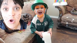 The Leprechaun PRANKS US!