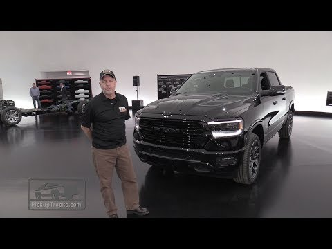2019 Ram 1500: First Impressions