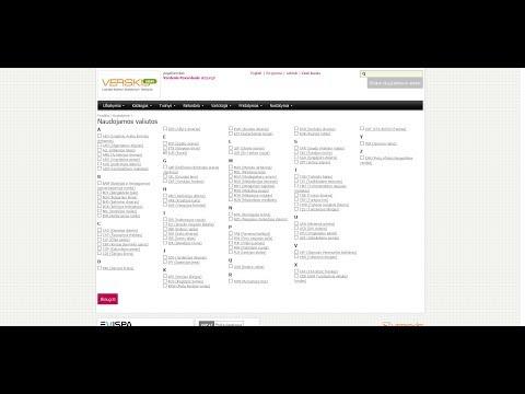 Sistemingų prekybos strategijų sąrašas