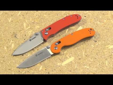 Ganzo G727M Folding Knife Review, Best $12 You Can Spend