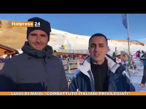 TG ITALPRESS NEWS PRIMA EDIZIONE