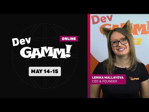 DevGAMM Moscow 2020 – теперь Online