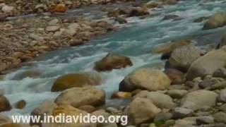 Sutlej River in Himachal Pradesh