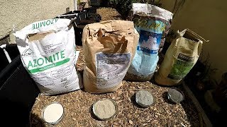 The Best Soil Amendments To Use & Buy Locally