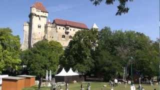 preview picture of video 'Burg Liechtenstein'