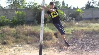 preview picture of video 'Xacmaz Parkour'