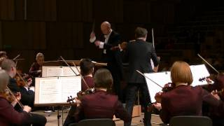 W. A. Mozart - Koncert skrzypcowy nr 5 A-dur KV 219 cz. I Allegro Aperto