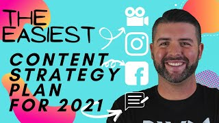 How To Easily Plan A Content Strategy For 2021