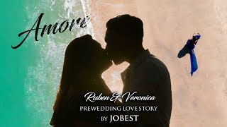 Ruben & Veronica - Cinematic Prewedding by Jobest