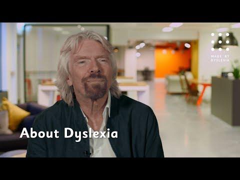 Screenshot of video: Dyslexia Awareness Module 1
