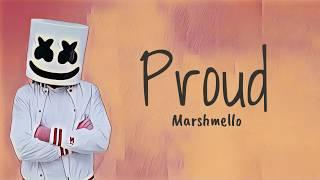 Proud - Marshmello [Download FLAC,MP3]