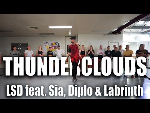 LSD Feat. Sia, Diplo & Labrinth | THUNDERCLOUDS | JB Choreography Mp3