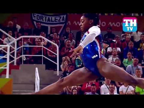 Simone Biles, la chica del 10 absoluto en los Juegos Olímpicos de Rio