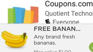 How to use coupons.com as a rebate app