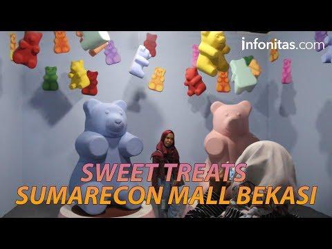 Wahana Sweet Treats di Sumarecon Mall Bekasi