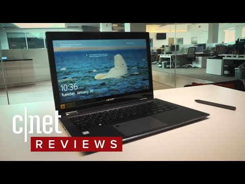 Acer Spin 5 (2018) review