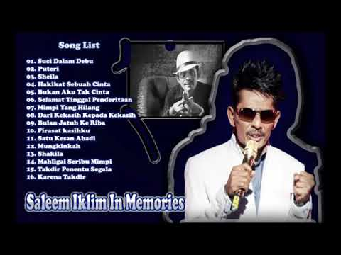 Saleem Iklim In Memories
