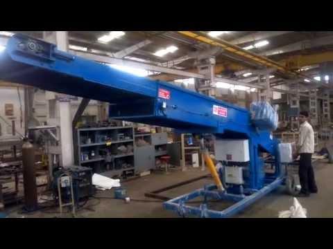 Telescopic Truck Loading Conveyor
