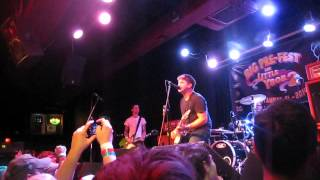 "Chixdiggit! ""Stacked Like That"" live @Orpheum TAMPA (FL) 30-10-2014"