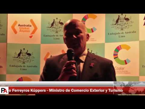 Coctel Australian Business Network (III de III) 12-07-2017