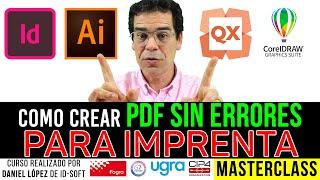 Aprende a crear PDF sin ERRORES con ID-Soft