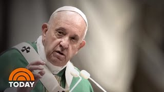 Will Pope Francis Allow Catholic Priests To Marry? | TODAY
