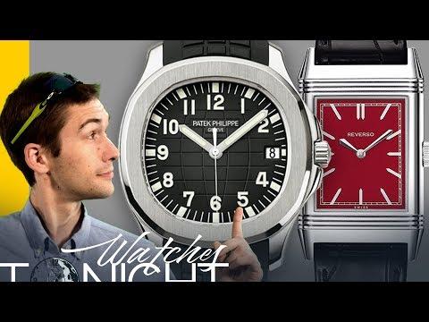 Patek Philippe Aquanaut, JLC Reverso, & Near Great Watches: Counterfeit Rolex & Cartier Advisory