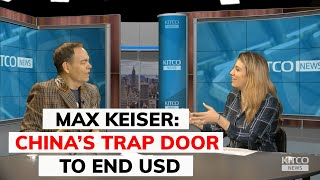 Max Keiser: China secretly hoarding gold and will unleash crypto backed by metal and destroy USD
