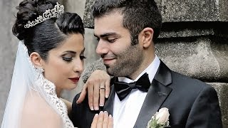 Persian Wedding - Love Story of Parisa & Saman - Iranian Wedding