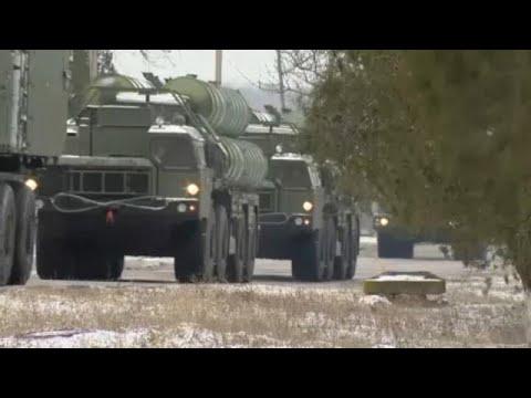 Η Μόσχα ενισχύει την στρατιωτική της παρουσία στην Κριμαία…