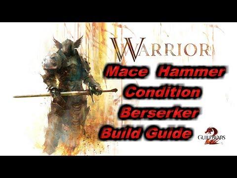 Guild Wars 2 - Berserker Warrior \