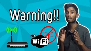 Wifi Router Bad Effect !! You are going to Die । ওয়াইফাই এর ক্ষতিকর দিক