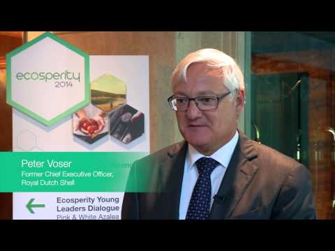 Peter Voser, Former CEO of Royal Dutch Shell (Energy)