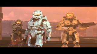 Red vs Blue Music Video: A Girl Named Tex