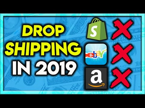 Best Way To Make Money Dropshipping in 2019 (NOT SHOPIFY)