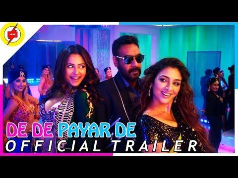 De De Pyaar De [2019] | Official Trailer | Ajay Devgn, Tabu, Rakul Preet Singh