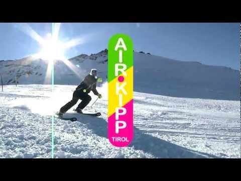 Airkipp Slalomstange - Deutsch