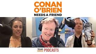 Sona Prepares Conan's Temporary Assistant   Conan O'Brien Needs a Friend