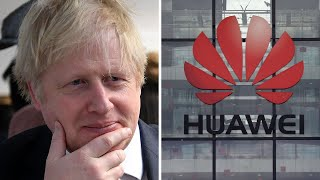 video: Politics latest news: Huawei role in 5G risks giving Chinese 'surveillance state' access to UK warns MP, as Prime Minister set to announce decision