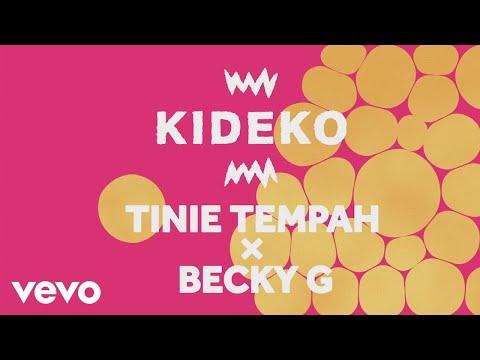 Kideko, Tinie Tempah, Becky G - Dum Dum (Lyric Video)