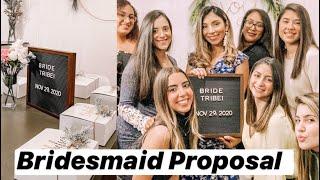 Wedding Series Episode 1: BRIDESMAIDS PROPOSAL PARTY