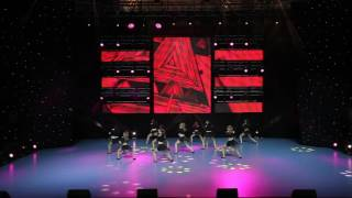 AQUA | XXDancers - junior  jazz group 1st place 2016 | I miss you