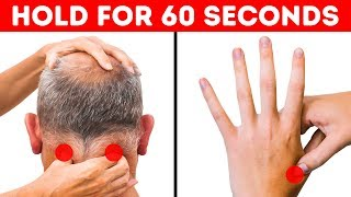 Press and Hold for 60 Seconds, and See What Happens to Your Body
