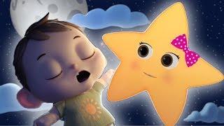 Twinkle Twinkle Little Star | Boo Boo Kids Nursery Rhymes & Kids Songs |  Little Baby Bum